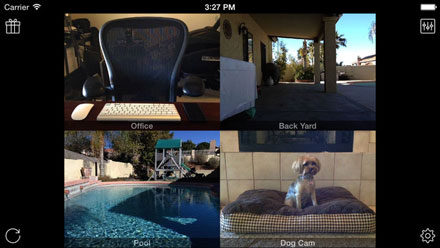 use your ios device as a webcam: 6 apps iphoneness
