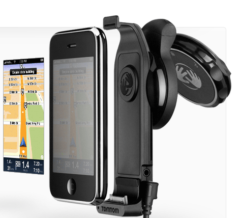 TomTom for iPhone – Turn by Turn iPhone GPS