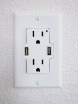 U-Socket: Power Outlet Meets USB