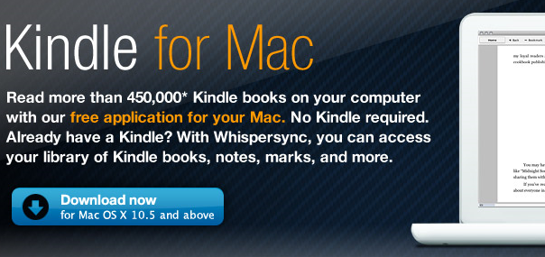Amazon Kindle for iPad In The Works?