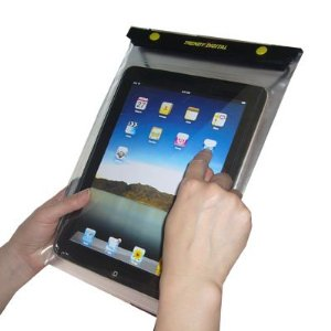 3 Waterproof iPad Cases for The Beach