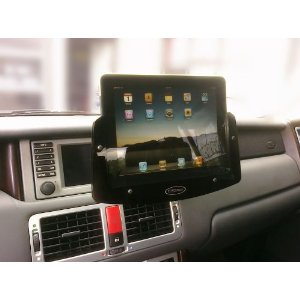Padholdr iPad Car Mount Goes Universal