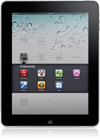 Verizon iPad Coming