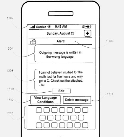 Apple's Sexting Patents: Too Much Control?