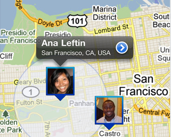 Google Latitude Comes to iPhone, iPad, and iPod Touch