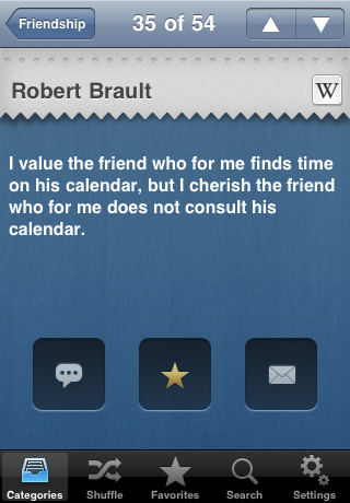 5 Awesome Quote Apps for iPhone