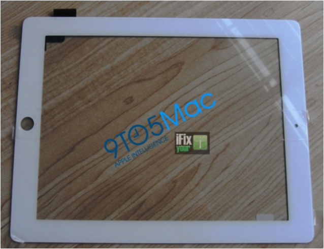 White iPad 2 Coming?
