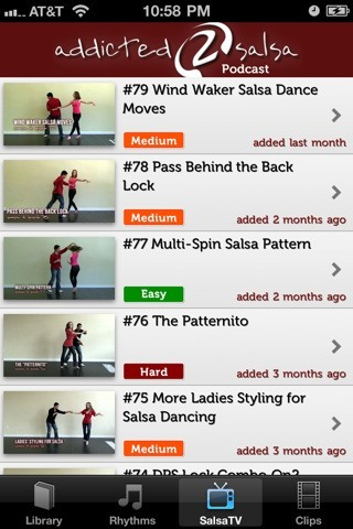 4 Awesome Salsa Dance Apps for iPhone