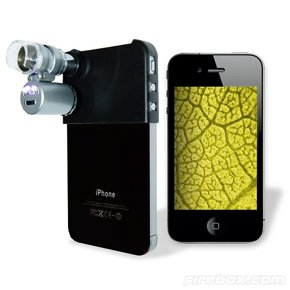 How To Turn Your iPhone Into a Microscope
