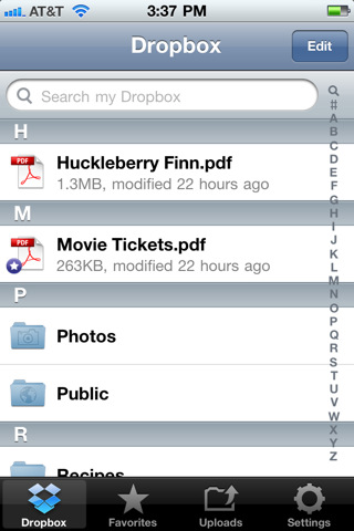 13 Ways To Get More Out of Dropbox on iPhone & iPad