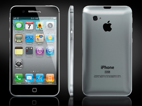What Will iPhone 5 Look Like?