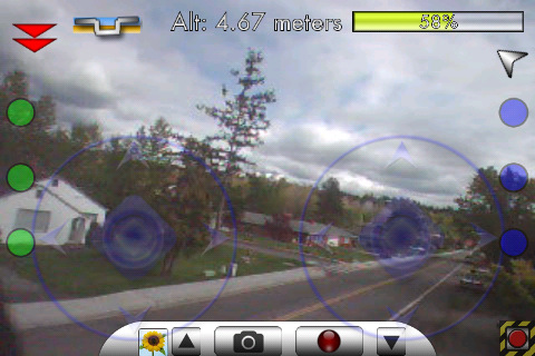 3 AR.Drone Controller Apps for iPhone