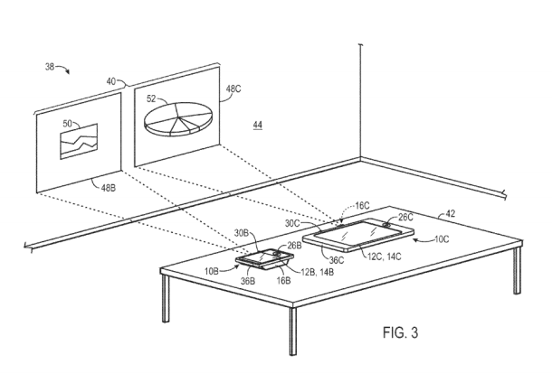 New Apple Patents: Shared Spaces, Carrier Comparison