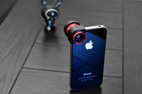 7 Cool iPhone Lenses and Add-ons for iPhotography