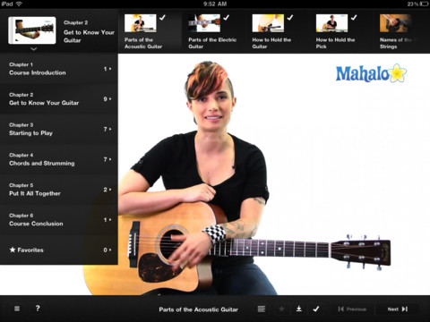 How To Learn Guitar on iPhone / iPad: 8 Apps