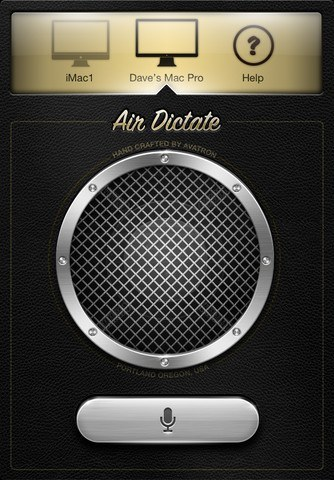 Air Dictate: Use iPhone to Dictate on Your Mac