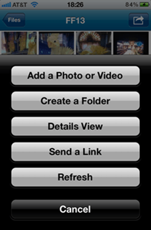 Microsoft Releases SkyDrive for iPhone