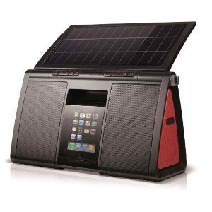 5 Must See Solar iPhone Speakers