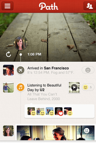 Path Apologizes for iPhone Contacts Mistake