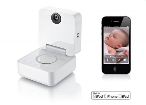 Turn your iPhone / iPad into a Smart Baby Monitor
