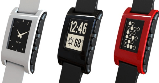 Pebble Watch Works with iPhone, CarrierCompare Compares Carriers