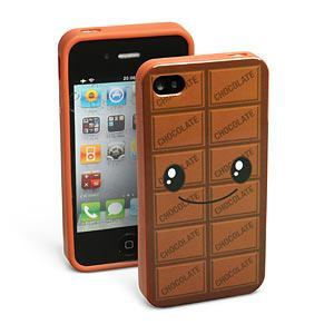 Chocolate Scented iPhone Case, PhoneSoap iPhone Sanitizer