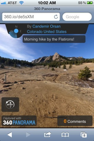5 Awesome Panoramic Apps for iPhone & iPad