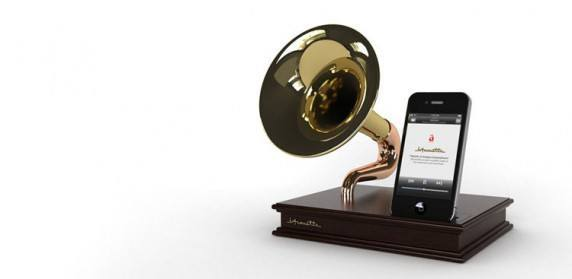 Iphone  Speaker Amplifier