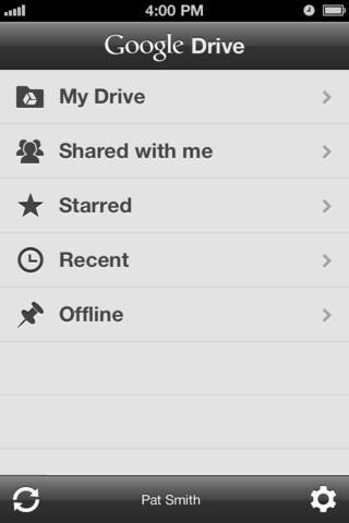 Google Drive, Chrome Come to iOS
