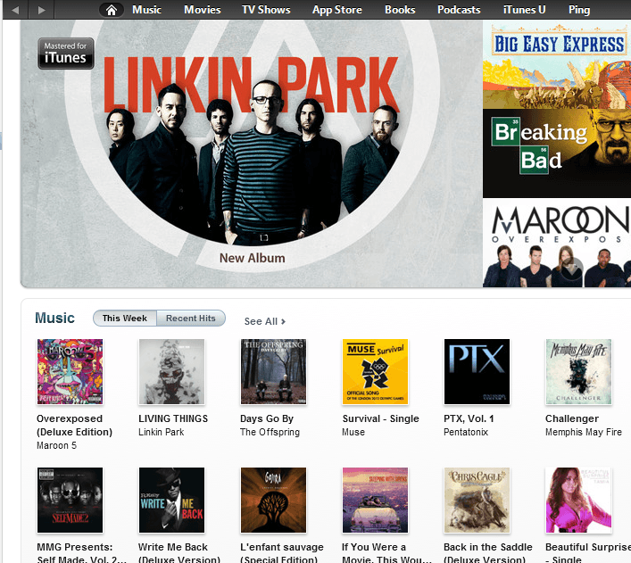 iTunes to Get Overhauled, Nexus 7 vs. iPad 3
