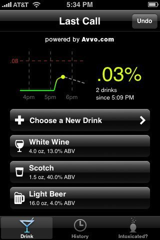 5 Cool Beer Counters / Trackers for iPhone
