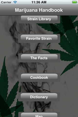 8 Cool iPhone Apps for Medical Marijuana