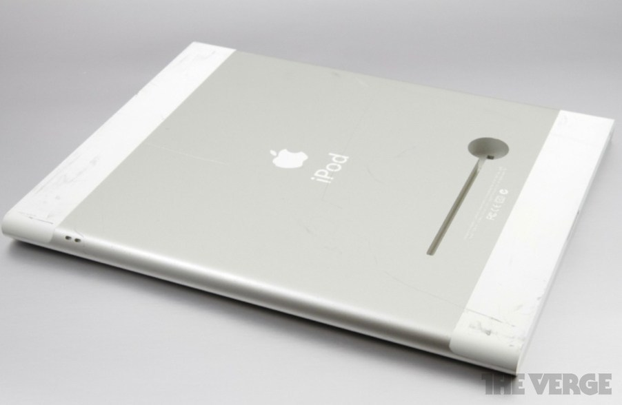 Secret iPad Prototype Revealed, iOS Security Questioned
