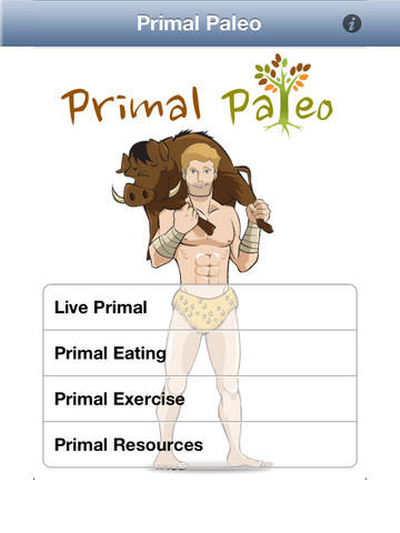 10 awesome paleo diet apps for iphone ipad iphoneness primal paleo provides you with a searchable list of all primal foods search by name type and season it has cool paleo recipes too malvernweather Image collections