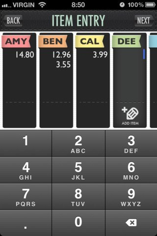 5 Handy Bill Splitter Apps for iPhone