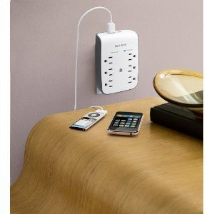 5 Cool iPhone Surge Protectors / Wall Plugs