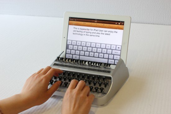 iTypewriter for iPad, Foundation Dock for iPhone