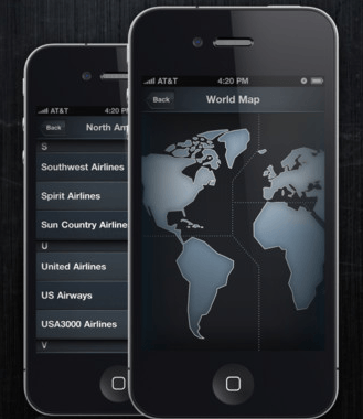 4 awesome seat map apps for iphone jets flight seat advisor another app you can take advantage of to find the best seat possible for your next flight it could use more data though gumiabroncs Gallery