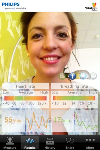 Measure Your Heart Rate Using iPhone/ iPad Camera: 4 Apps