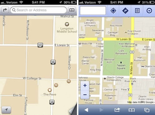 iOS 6 Maps Issues Surface, Google's App Ready To Debut