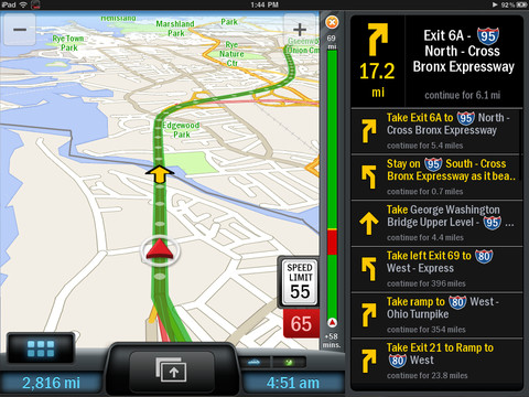 7 Copilot Copilot Is A Navigation Application That Works On All Iphones And The Latest Ipads It Offers Offline Maps With Free Updates