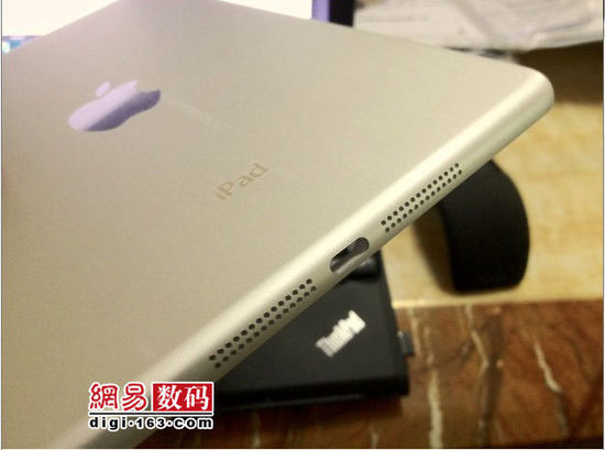 iPad Mini Rear Panel Photos Leaked?