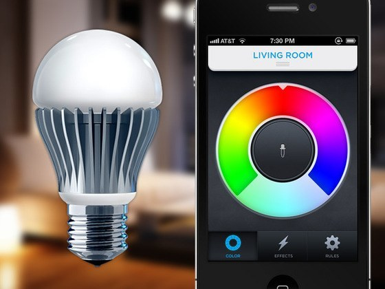 LIFX Wi-Fi Lightbulb for iOS, 8M iPhone 5 Units to be Sold?