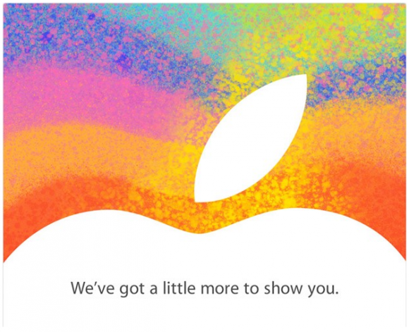 Apple Sends Out Invites for iPad Mini, iPhone 5 vs. Galaxy III Blending Video
