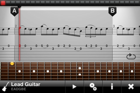 5 Cool Guitar Tab Apps for iPhone - iPhoneNess