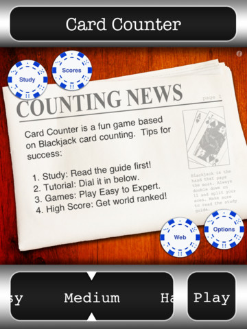 Learn card counting blackjack news articles about online gambling