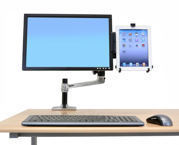 How To Attach An Ipad To A Monitor 5 Ipad Monitor Mounts