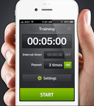 6 iphone apps for circuit training6 iphone apps for circuit training