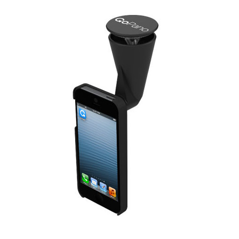 GoPano for iPhone 5 w/ 360 Degree Lens, Tinke Wellness Tracker