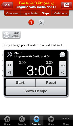 8 Awesome iPhone Apps for Holiday Cooking {Update}